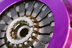 Disk of automobile clutch Stock Photo