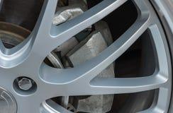 Disk brake Stock Photo