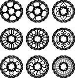 Disk brakes Stock Photography