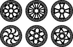 Disk brakes Stock Photos