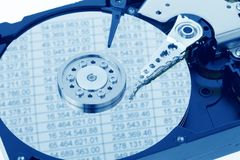 Disk Drive Royalty Free Stock Photo