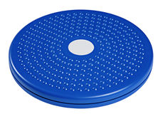 Disk for fitness Royalty Free Stock Photo