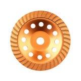 Disk for grinder Royalty Free Stock Images