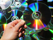 Disk Jockey Stock Image