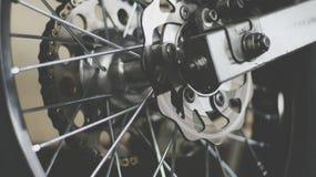 Disk moto cross royalty free stock image