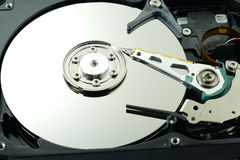 Disk storage Royalty Free Stock Photos