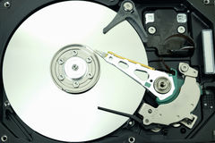 Disk storage Stock Images