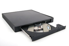 diskdrive Arkivfoto
