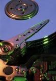 diskdrive Fotografia Stock
