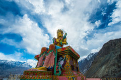 Disket Monastery Leh Ladakh Royalty Free Stock Photo