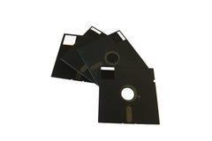 Diskett 5 25 tum Royaltyfria Foton