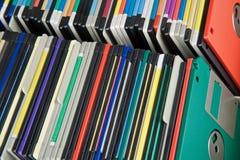 disketta disketter Arkivfoto