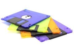 disketta disks Fotografering för Bildbyråer