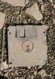 diskettdiskett royaltyfri fotografi