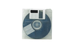Diskette Royalty Free Stock Photo
