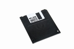 Diskette Royalty Free Stock Photography