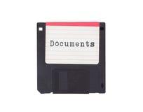 Diskette, Datenspeicherungsunterstützung Stockfotografie