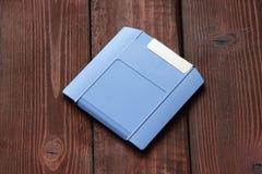 Diskette des alten Computers Lizenzfreies Stockbild