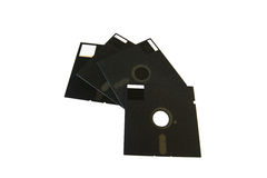 Diskette 5.25 inch Royalty Free Stock Photos
