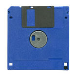 Diskette isolated Royalty Free Stock Images