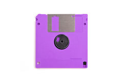 Diskette isolated Royalty Free Stock Image