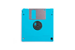 Diskette isolated Royalty Free Stock Photography
