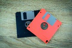 Diskette magnetisch Lizenzfreies Stockfoto