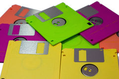 The diskette Royalty Free Stock Photography