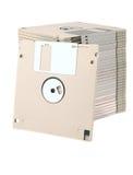 Disketten Stockbild
