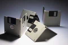 Disketten lizenzfreie stockfotos