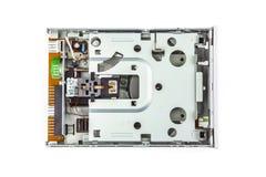 Diskettenlaufwerk baute 02 auseinander Stockfotografie