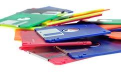 Diskettes Stock Foto
