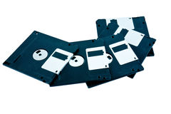 Diskettes Stock Images