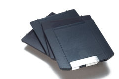 Diskettes Royalty Free Stock Photography