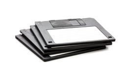 Diskettes Royalty-vrije Stock Afbeeldingen