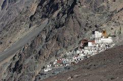 Diskit Monastery Stock Image