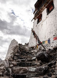 Diskit Monastery Royalty Free Stock Image