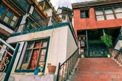 Diskit Monastery Royalty Free Stock Photography