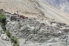 Diskit Monastery. Royalty Free Stock Photo