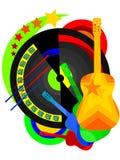 disko stock illustrationer