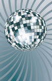 Disko ball. Royalty Free Stock Images