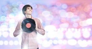 disko dj Arkivbilder