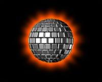 disko för boll 3d Vektor Illustrationer