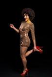Disko look Royalty Free Stock Photography