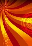 diskolampor Arkivbild