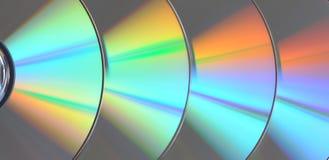 Disks Royalty Free Stock Photo