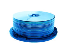 Disks Royalty Free Stock Image