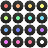 Disks Royalty Free Stock Photos