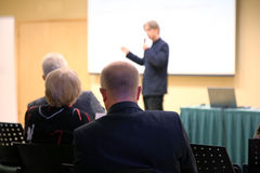 Diskussion av affärsidén Arkivfoton
