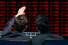 Diskussion von Zitaten Lizenzfreies Stockfoto